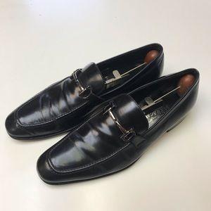 Men's Salvatore Ferragamo Loafers Sz 9 D